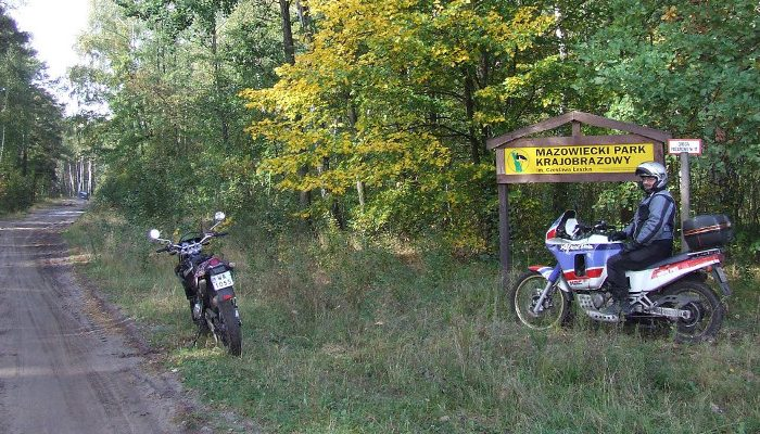 Z Panem Markiem na pograniczu Mazowsza i Podlasia