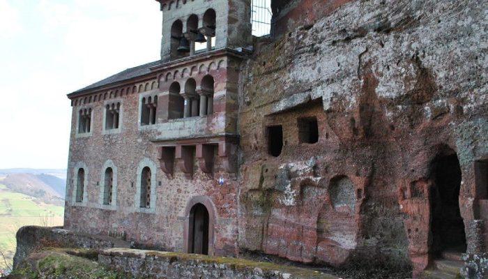 Hunsrück, dolina rzeki Saary część 1