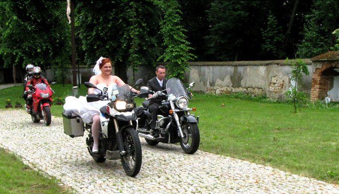 Ślub Motocyklowy