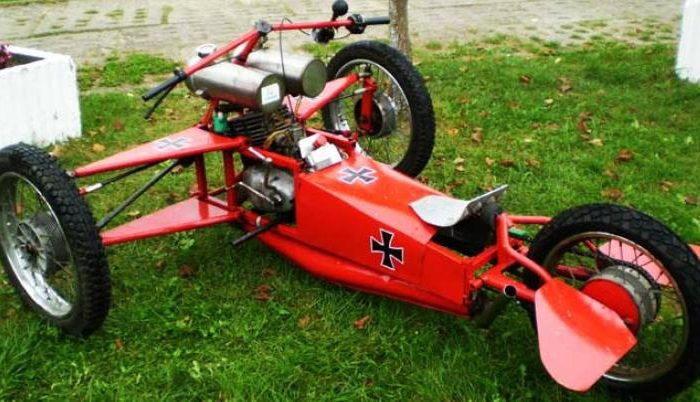 Red Baron Trike