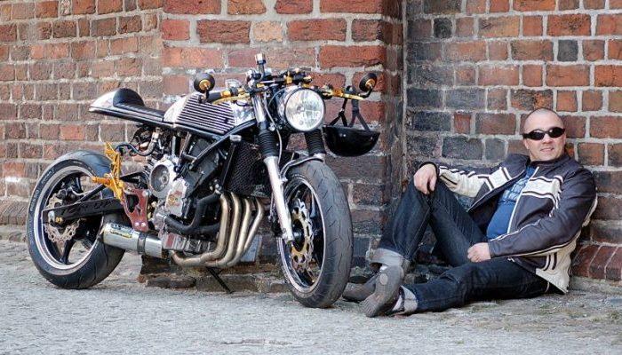 Kocham motocykle...
