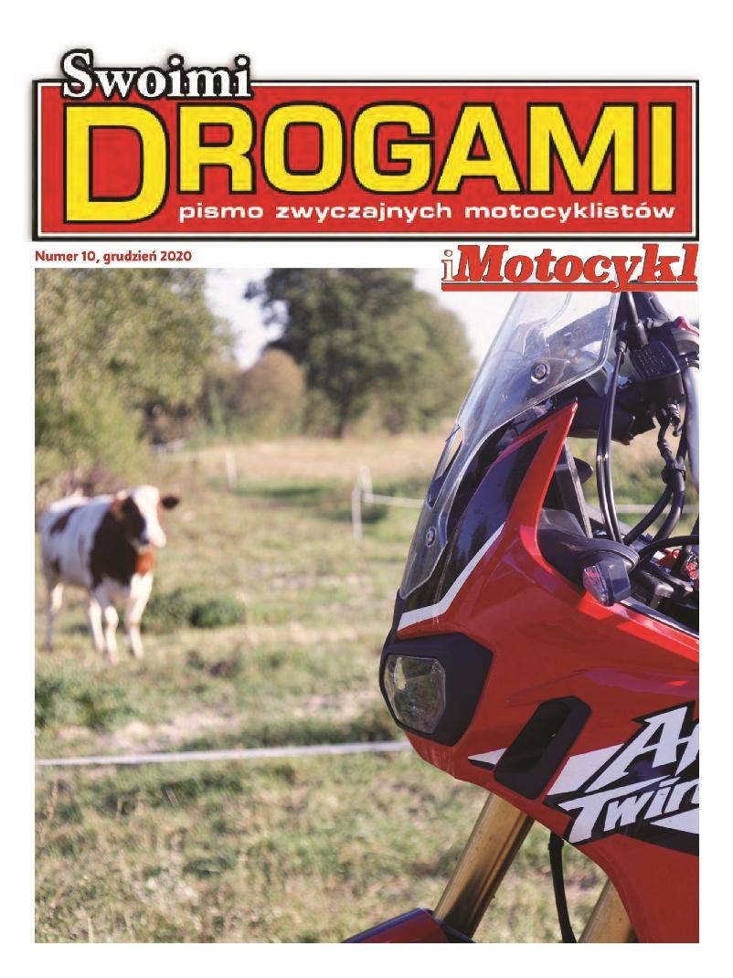 iMotocykl nr 10 - okładka