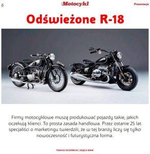 Odświeżone R-18. Artykuł Tomasza Szczerbickiego