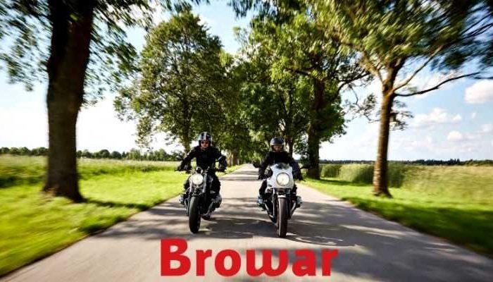 Browar czyli rzecz o wynajmie motocykli