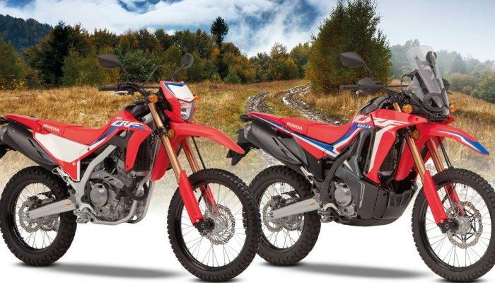 Honda odświeża motocykle