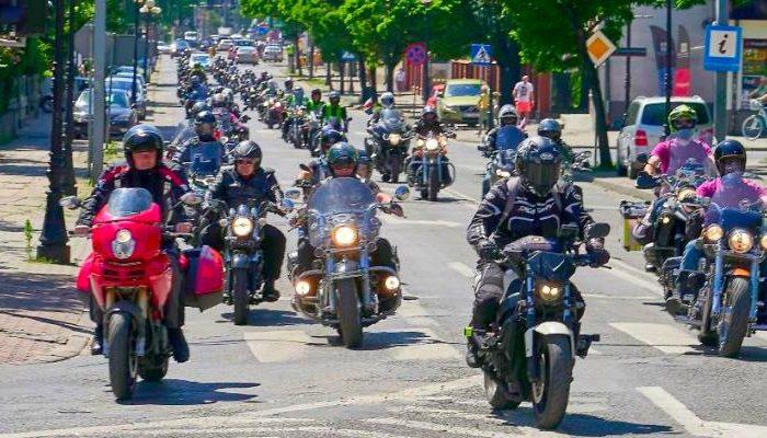 2. Motocyklowy Rajd Weteranów