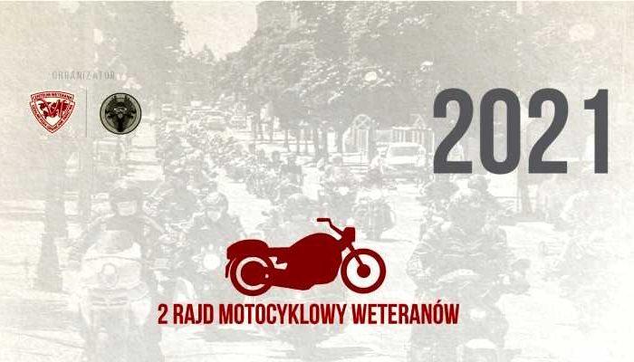 Zapisy na 2 Rajd Motocyklowy Weteranów