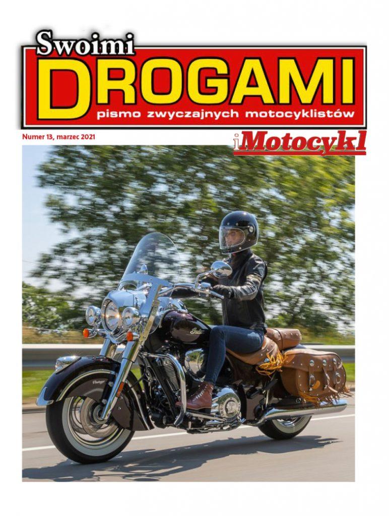 iMotocykl nr 13 (rok 2021) - iMotocykl nr 13 (rok 2021) fot. Indian