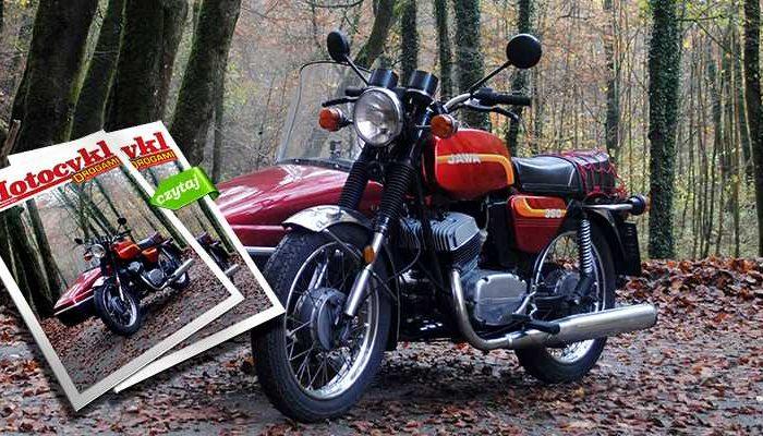 iMotocykl nr 14