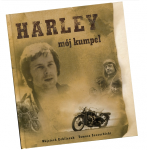 Harley mój kumpel - okładka