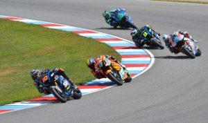 wyścig Moto GP