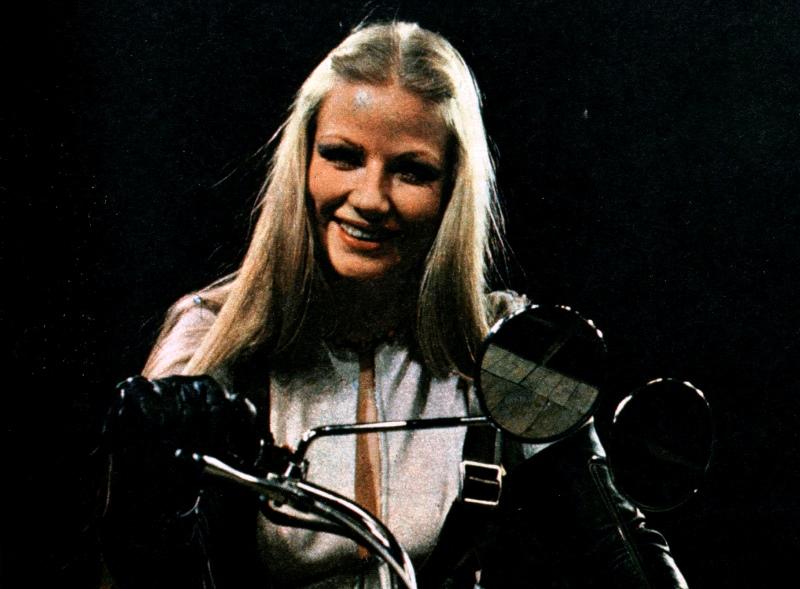 Bożena Dykiel jako Goplana w najgłośniejszym przedstawieniu Adama Hanuszkiewicza w Teatrze Narodowym