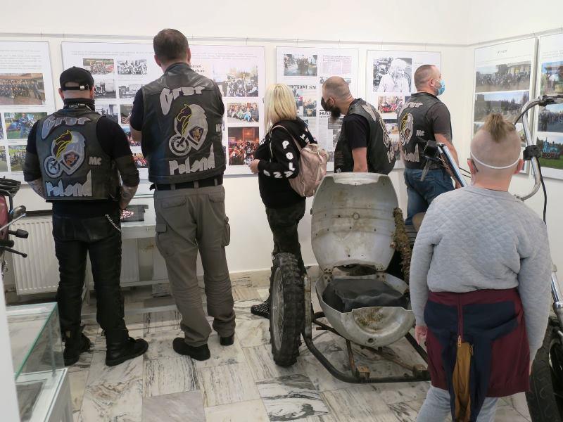Wystawa motocyklowa w Siedlcach