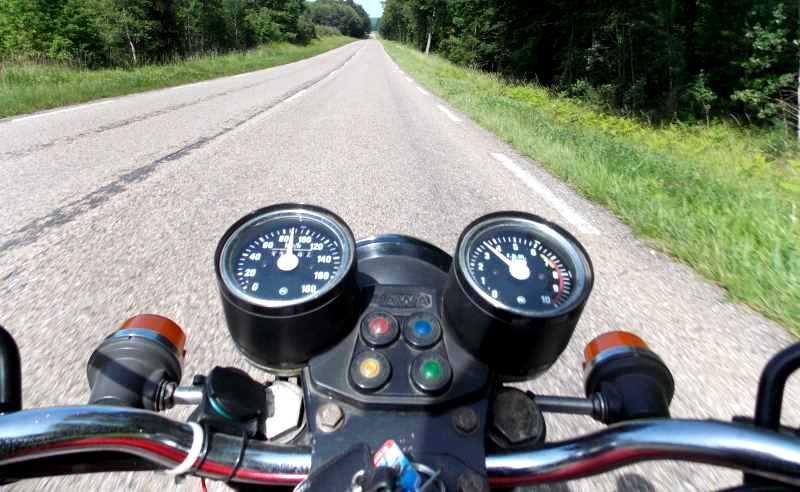 Motocykl Java z Java Story cz. 3