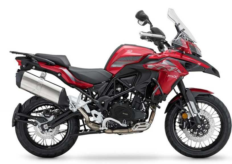 Motocykl Benelli TRK 502X