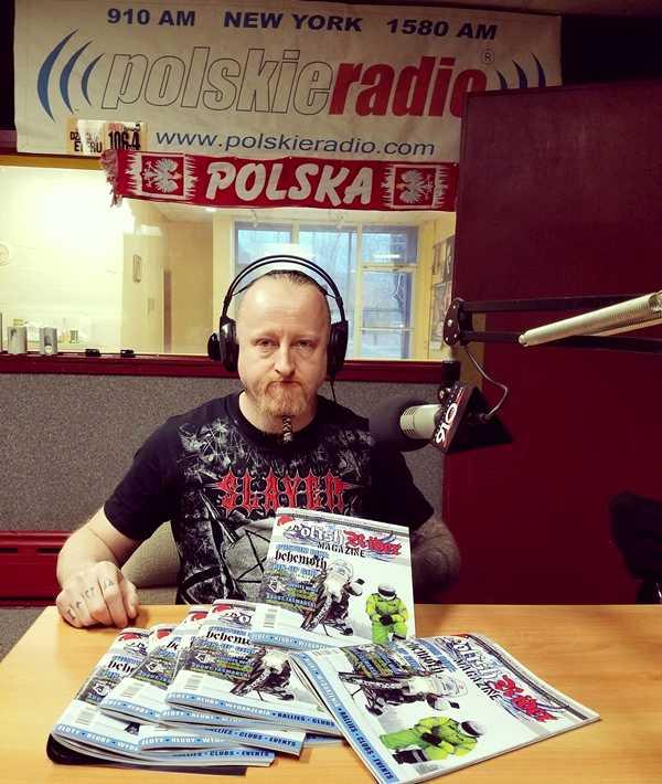 Grzegorz Kogut - redaktor naczelny Polish Rider Magazine