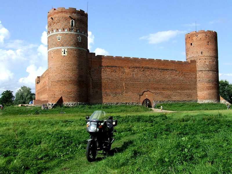 Piastowski zamek w Ciechanowie pięknie odrestaurowany