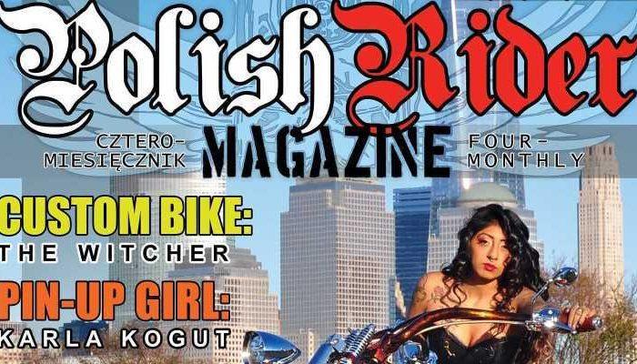 Polish Rider Magazine