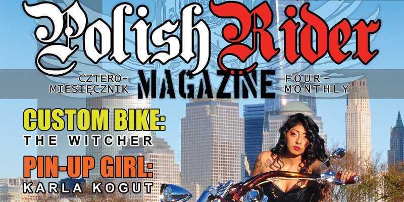 Polish Rider Magazine nr 5