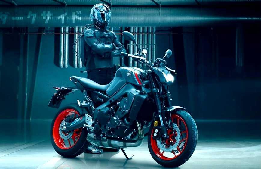 Yamaha MT-09 - nowe wcielenie